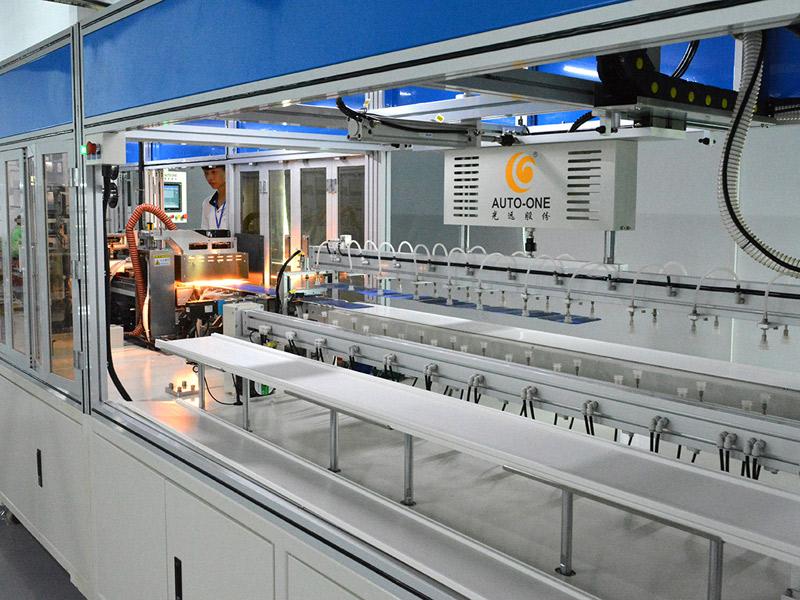 series-and-welding-machine
