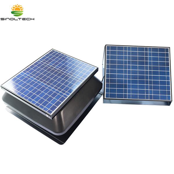 Roof Mount Solar Ventilator Featured Image