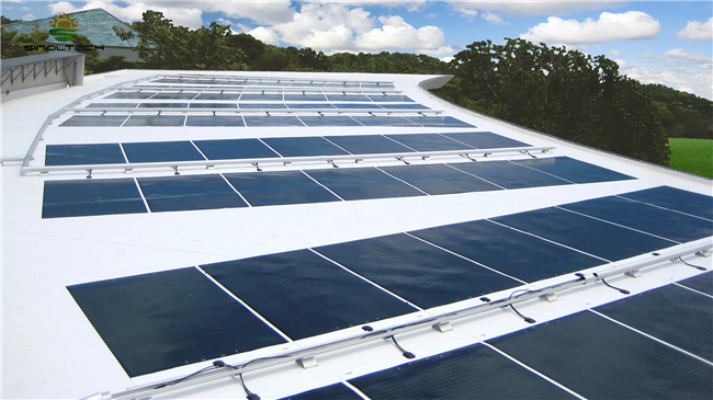 340W.350W.360W.370W FLEX-03M-2.6M CIGS Flexible Solar Panel Featured Image