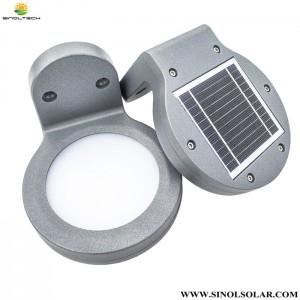 2W Solar Wall Lamp