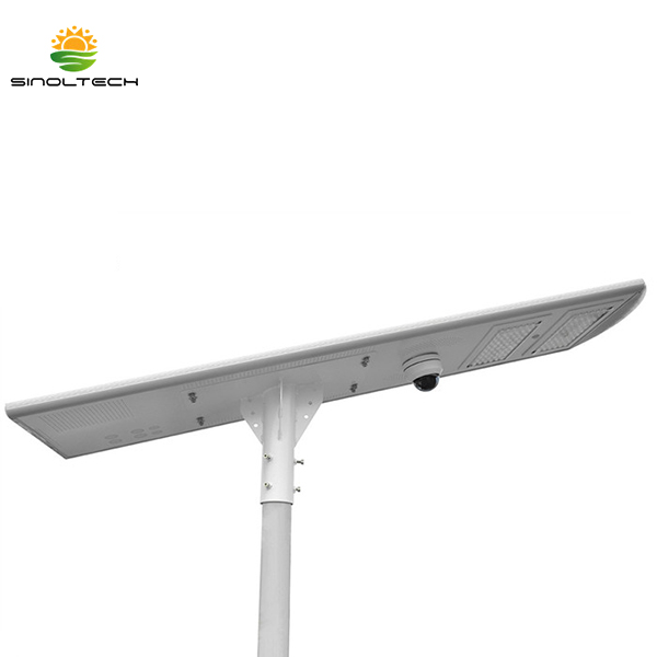 100W I-CLOUD All In One Solar Light Featured Image