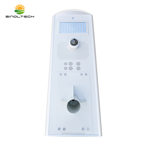 60W I-CLOUD All In One Solar Light Featured Image