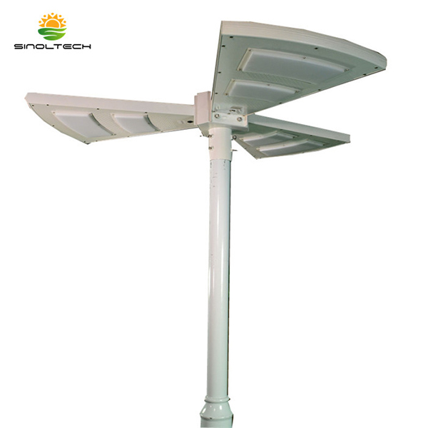 Fan Shape All In One Solar Garden Light Featured Image