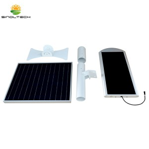 Split Type 30W,40W LED Integrated Solar Lamp