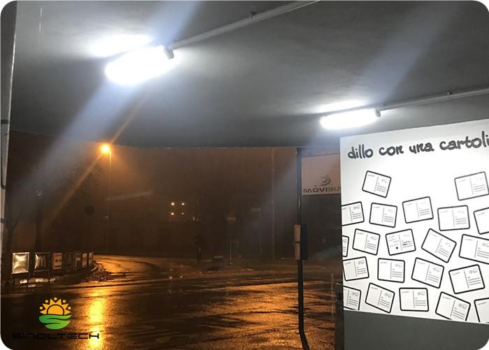 Solar LED Batten Light-3