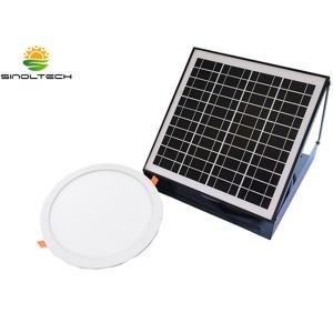 Solar Powered LED Ceiling Light
