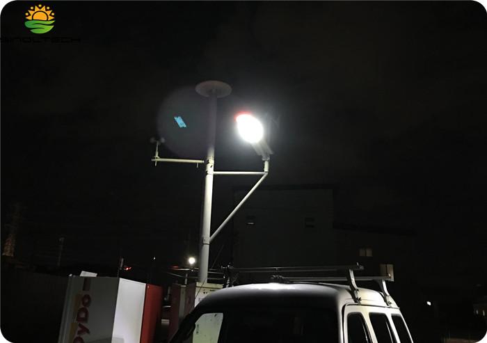 Hybrid 30W LED lampu jalan (1)