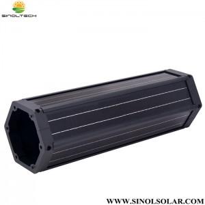 Cylinder Solar Panel