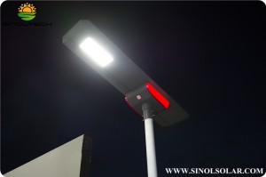 30W LED All In One Solar Light(INH-30)