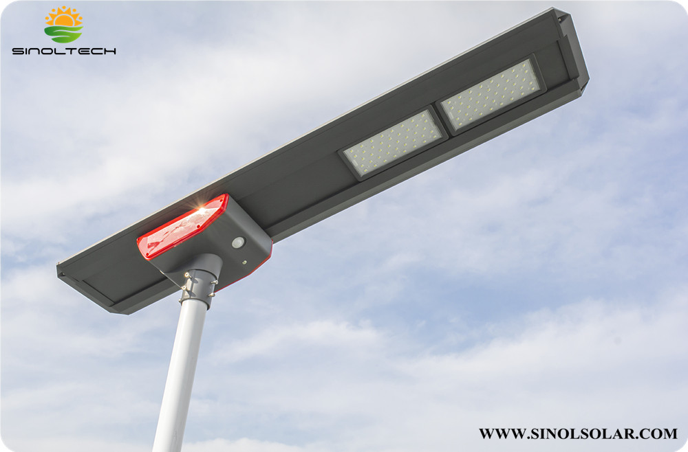40W LED All In One Solar Light(INH-40) Featured Image