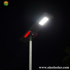 50W LED All In One Solar Light(INH-50)