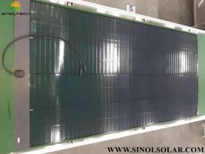500W FLEX-03W-2.6M CIGS Flexbible Solar Panel